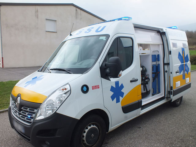 Bellegarde Ambulances Multin-Humbert  Haute-Savoie 2